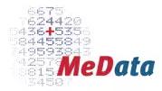 MeData Logo